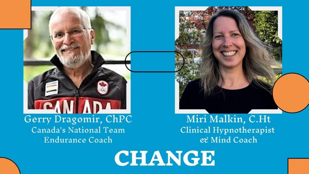 The Topic Change in Sports and Life | Interview Miri Malkin with Gerry Dragomir